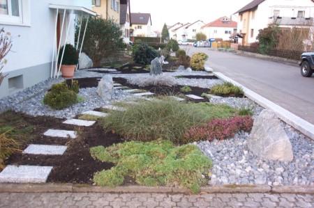 Joachim gass garten und landschaftsbau projektgalerie 1 for Gartengestaltung hauseingang